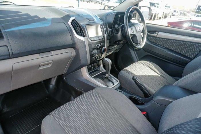 2015 Holden Colorado LS RG MY16 Summit White