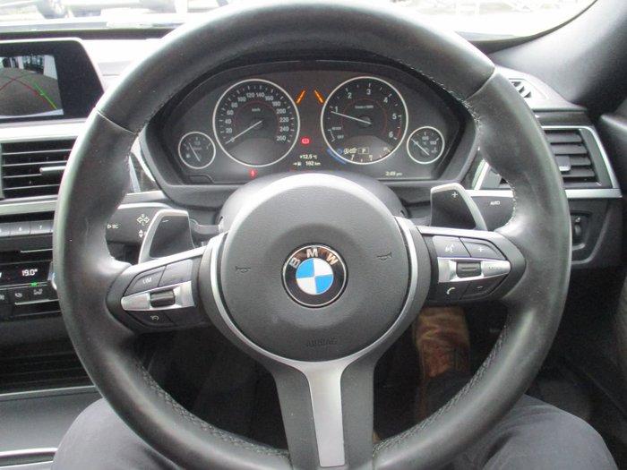 2018 BMW 3 Series 320d M Sport F34 LCI Alpine White