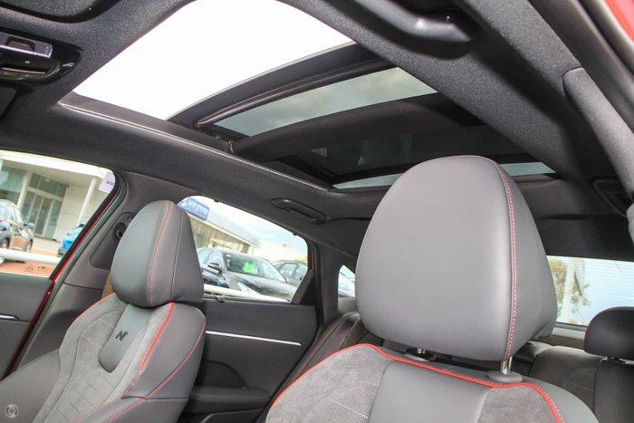 2021 Hyundai Sonata N Line DN8.V1 MY21 Flame Red