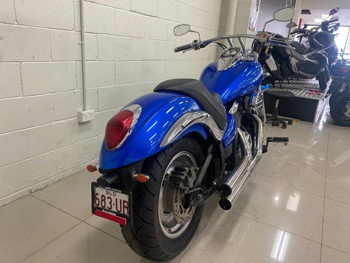 2007 Kawasaki VULCAN 900 (VN900) Black