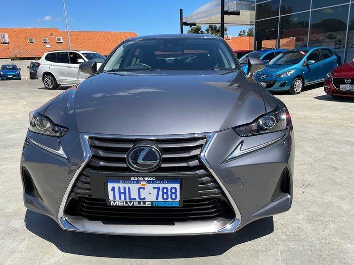 2019 Lexus IS IS300 Luxury ASE30R Grey