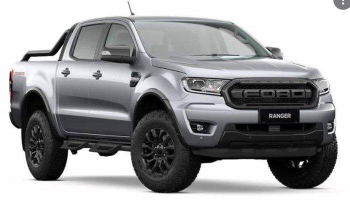 2021 Ford Ranger FX4 Max PX MkIII MY21.75 4X4 Dual Range Aluminium