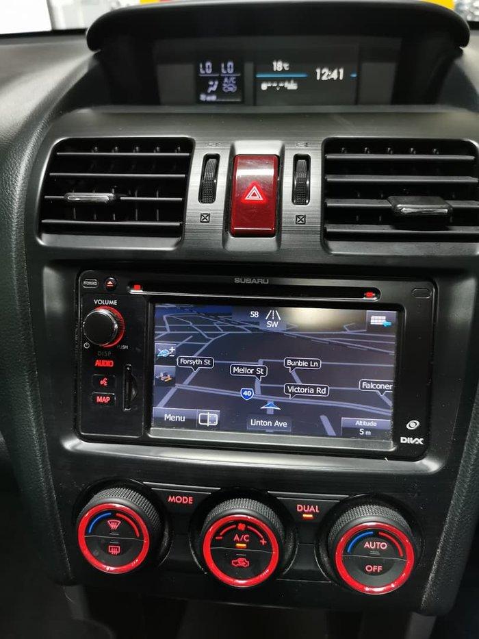2014 Subaru Forester 2.5i-S S4 MY14 AWD Crystal Black