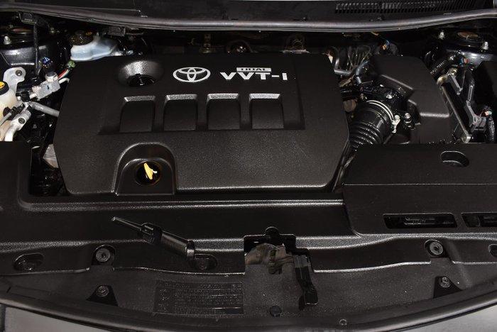 2007 Toyota Corolla Ascent ZRE152R Black