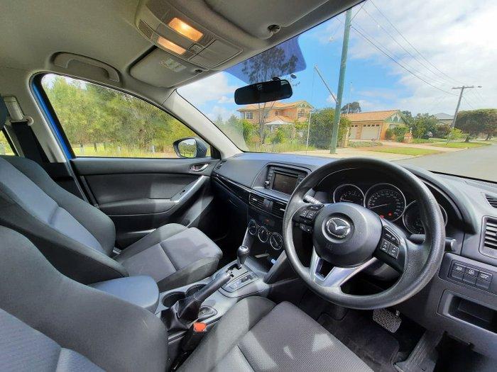 2012 Mazda CX-5 Maxx KE Series Sky Blue