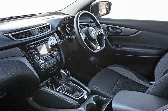 2019 Nissan QASHQAI ST J11 Series 3 MY20 White