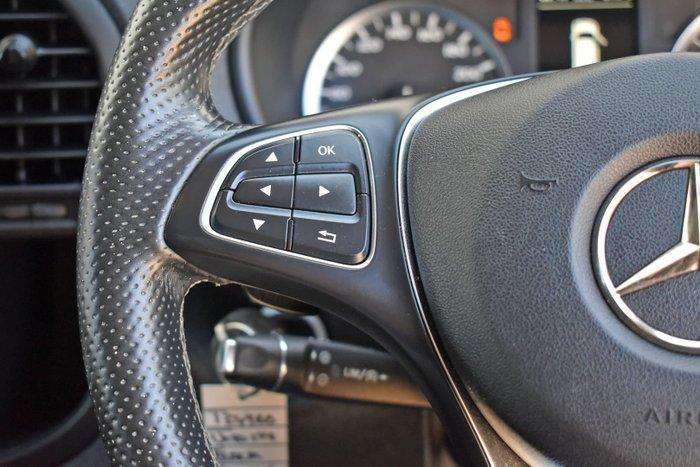 2018 Mercedes-Benz Vito 114BlueTEC 447 Obsidian Black
