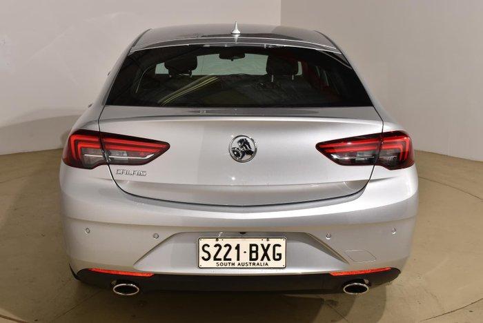 2018 Holden Calais ZB MY18 Nitrate Silver