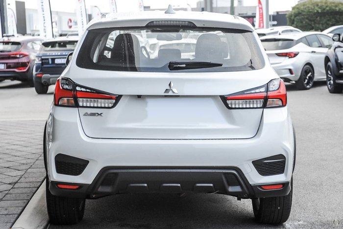 2020 Mitsubishi ASX ES XD MY20 White