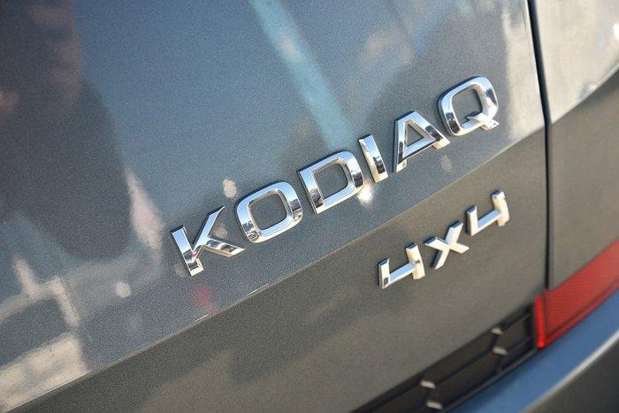 2017 SKODA Kodiaq 132TSI NS MY17 4X4 Quartz Grey
