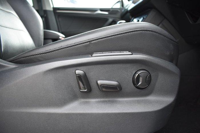 2018 Volkswagen Tiguan 162TSI Highline 5N MY18 Four Wheel Drive Tungsten Silver