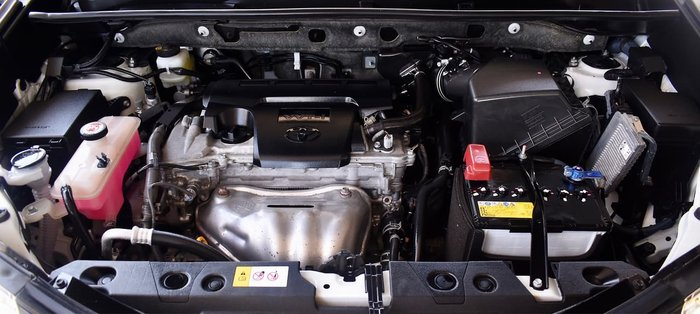 2017 Toyota RAV4 Cruiser ASA44R AWD White