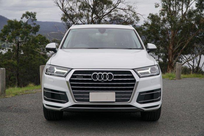 2016 Audi Q7 TDI 4M MY16 Four Wheel Drive White
