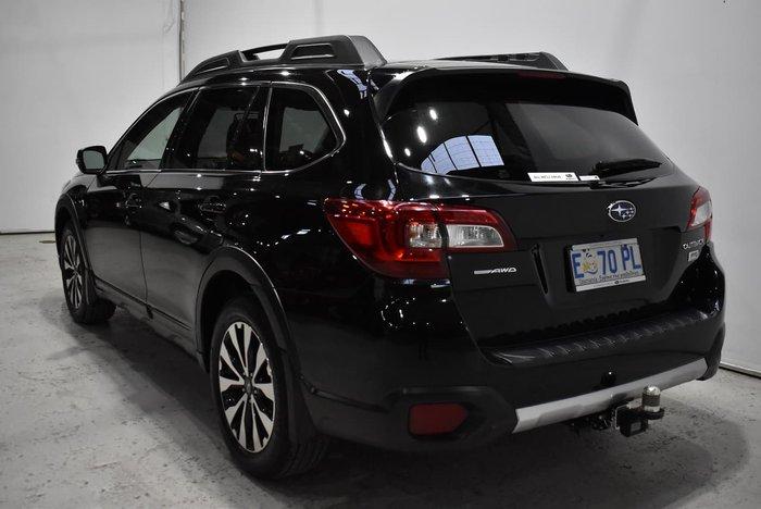 2015 Subaru Outback 2.0D Premium 5GEN MY15 AWD Crystal Black