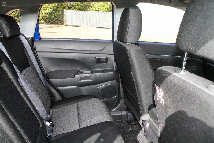 2020 Mitsubishi ASX ES XD MY20 Lightning Blue