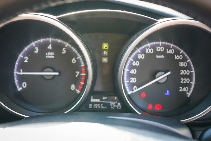 2013 MAZDA MAZDA3 2013 MAZDA MAZDA3 MAXX SPORT AUTO 5D HATCHBACK 4CYL Red