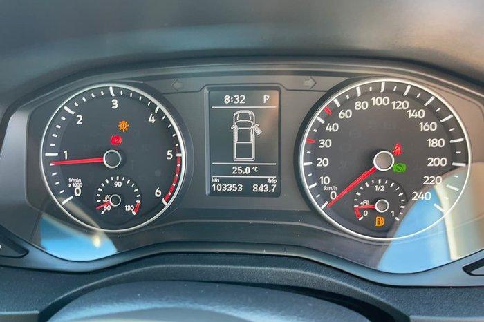 2018 Volkswagen Amarok TDI550 Core 2H MY19 4X4 Constant Grey