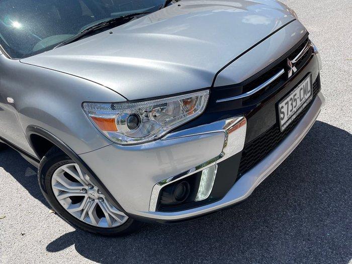 2019 Mitsubishi ASX ES XC MY19 Silver
