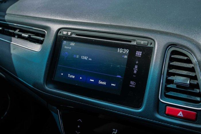 2015 Honda HR-V VTi-S MY15 Blue
