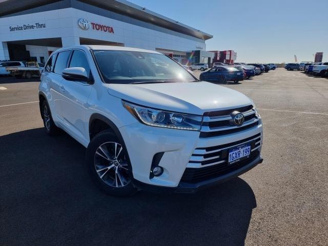 2019 Toyota Kluger