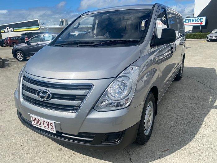 2017 Hyundai iLoad TQ3-V Series II MY17 Silver
