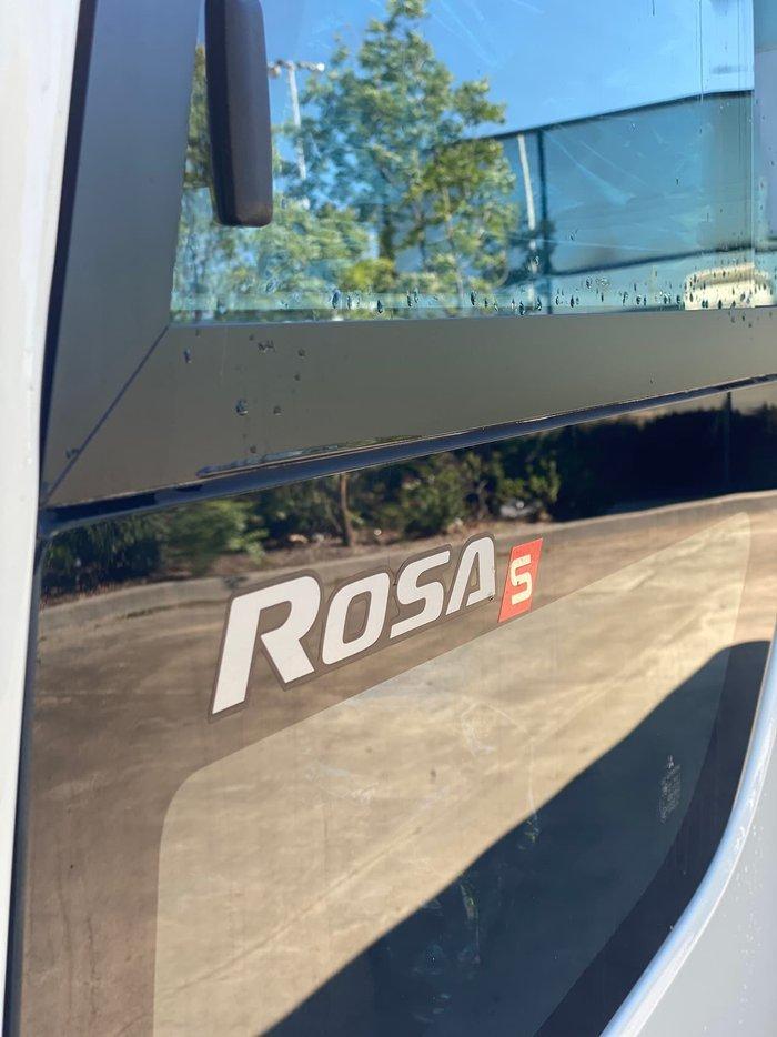 2021 FUSO ROSA DELUXE White