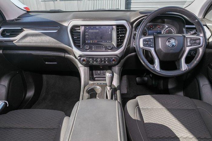 2018 Holden Acadia LT AC MY19 Silver