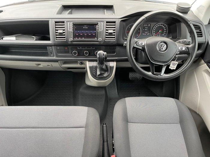 2017 Volkswagen Transporter TDI400 T6 MY18 White