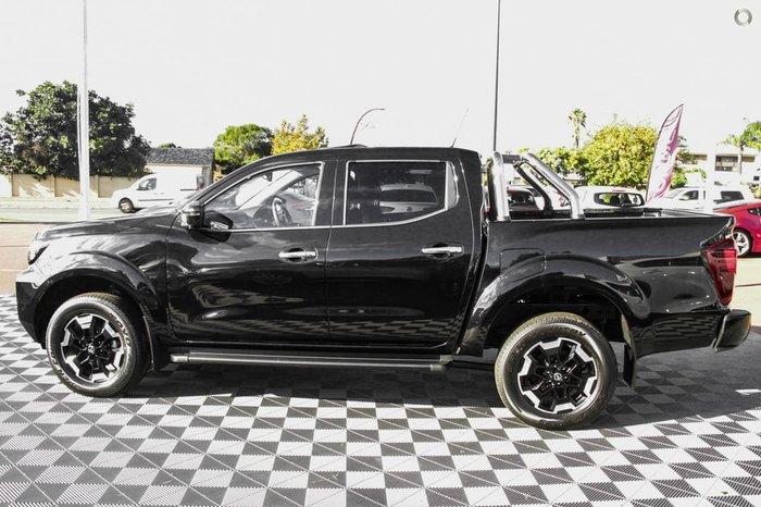 2021 Nissan Navara ST-X D23 4X4 Dual Range Black