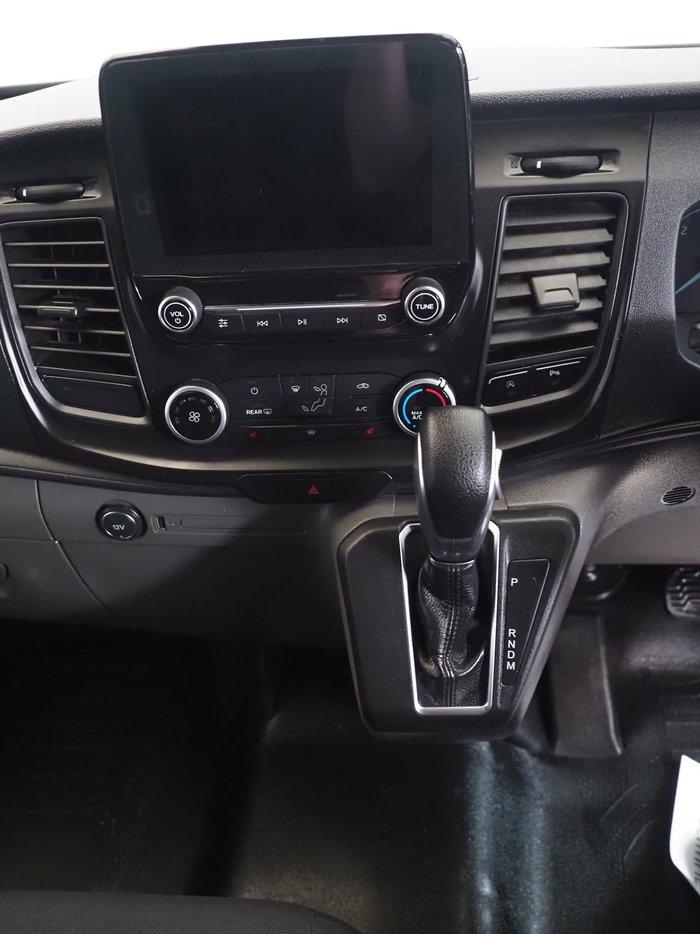 2018 Ford Transit Custom 340L VN 2017.75MY White