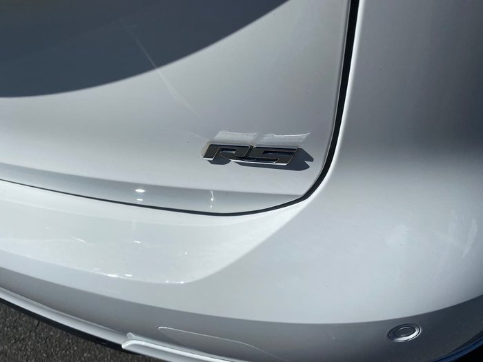 2019 Holden Commodore RS ZB MY19 White