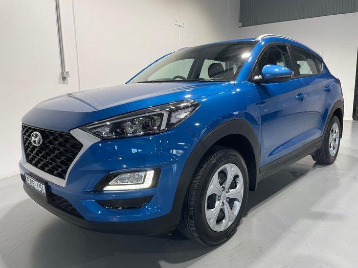 2018 Hyundai Tucson Active TL2 MY18 Blue