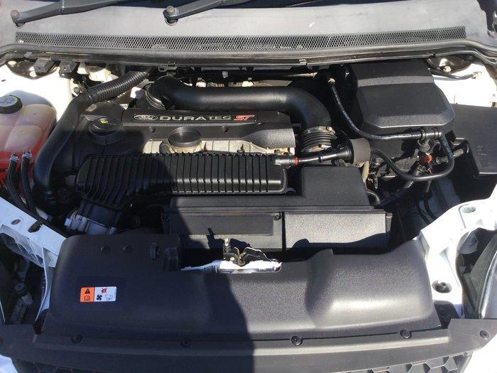 2010 Ford Focus XR5 Turbo LV White