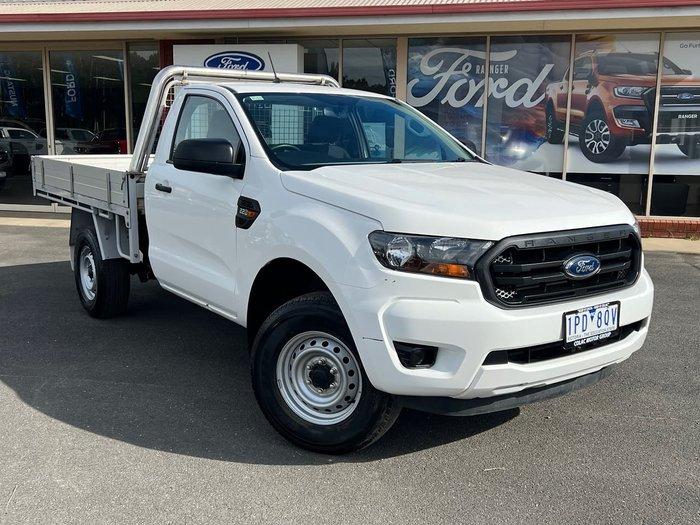 2019 Ford Ranger XL Hi-Rider PX MkIII MY19 White
