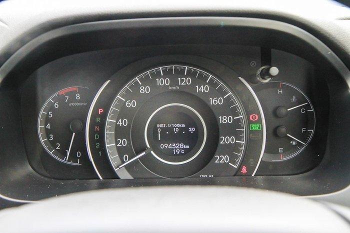 2013 Honda CR-V VTi RM Red
