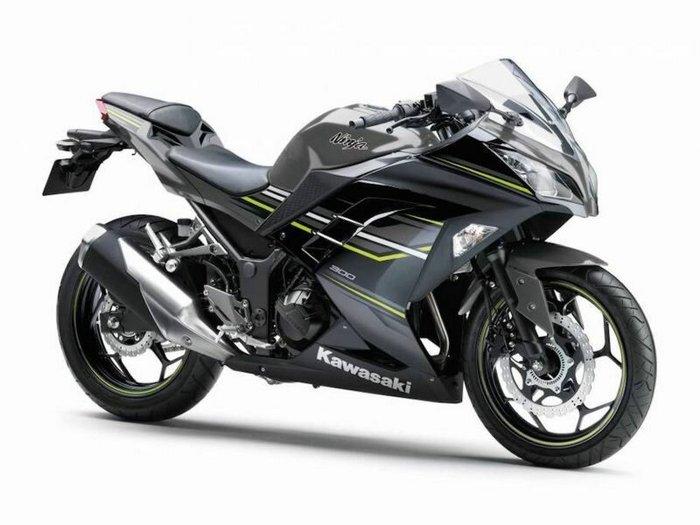 2017 Kawasaki Ninja 300 ABS KRT Edition