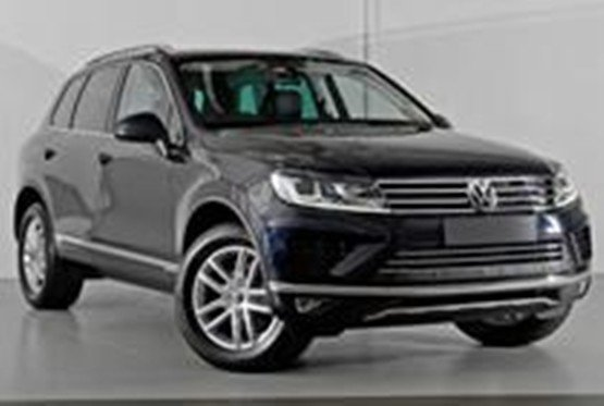 2016 VOLKSWAGEN TOUAREG 150TDI ELEMENT