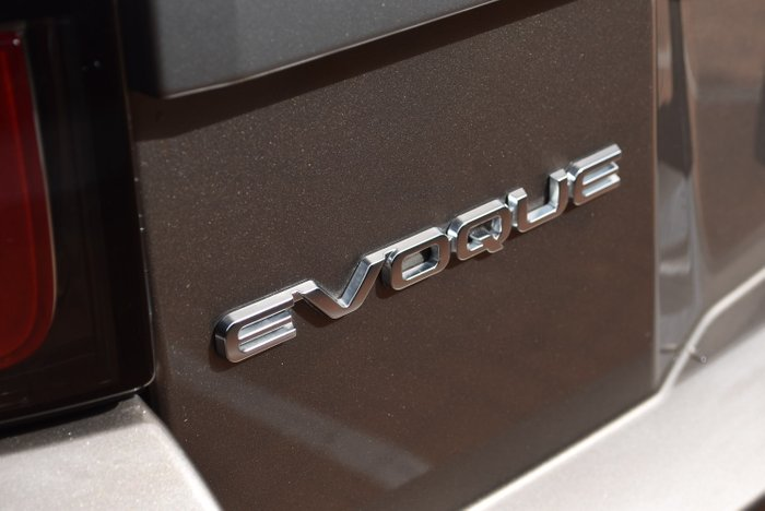 2016 Land Rover Range Rover Evoque TD4 150 Pure L538 MY17 4X4 Constant BROWN