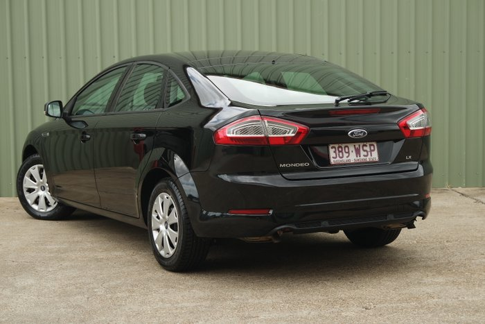 2014 Ford Mondeo LX MC BLACK