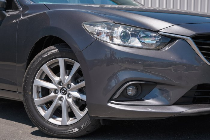 2015 Mazda 6 Sport GJ Series 2 GREY