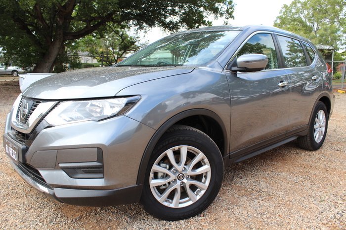 2019 Nissan X-TRAIL ST T32 Series II GREY