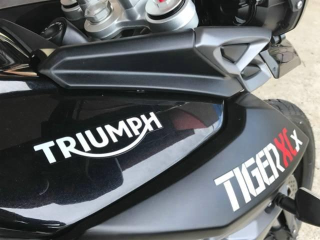 2015 TRIUMPH TIGER XCX