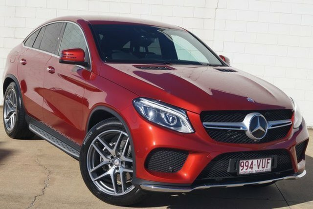 2015 MERCEDES-BENZ GLE