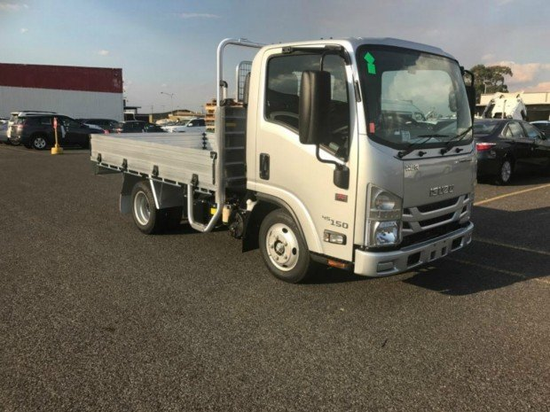 2017 Isuzu NLR 45-150 SWB AMT TRAYPACK