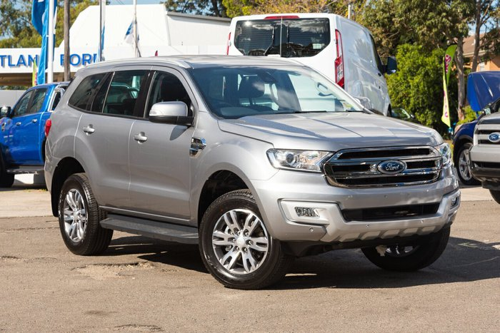 2017 Ford Everest