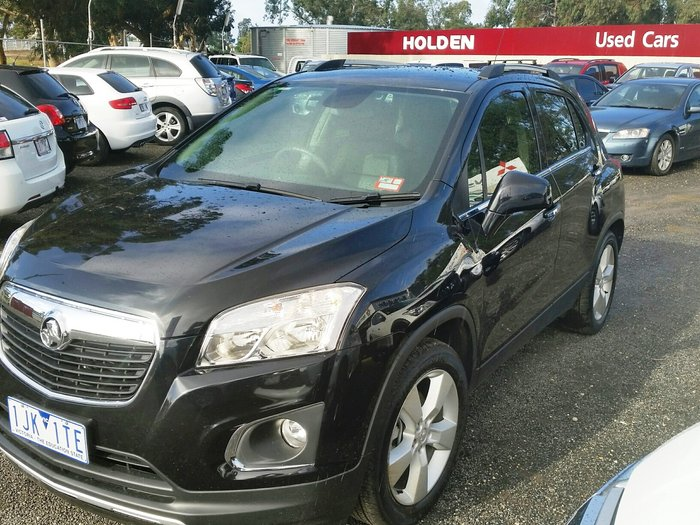 2013 HOLDEN TRAX