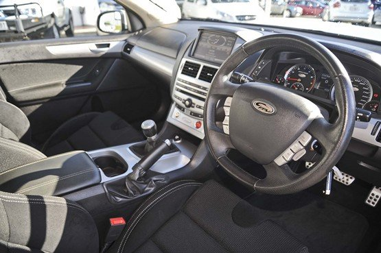 2013 FORD PERFORMANCE VEHICLES GT