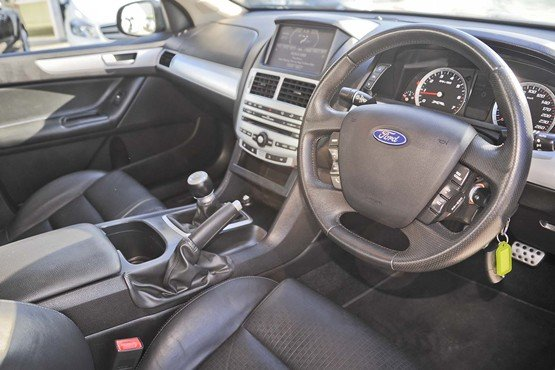 2013 FORD FALCON UTE
