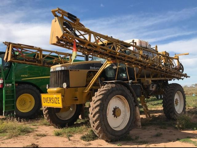 2009 Croplands Self Propelled Sprayers