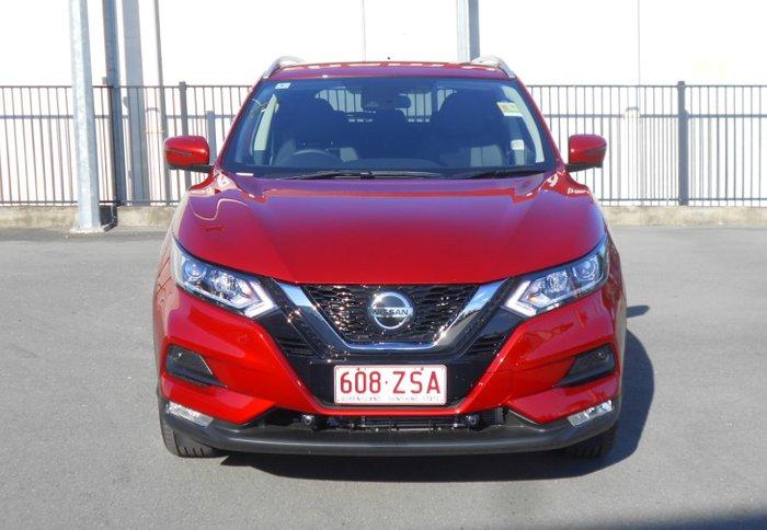 2020 Nissan QASHQAI ST-L J11 Series 3 MY20 RED